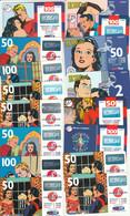 PHONE CARD 16 ITALIA TIM (CK1022 - [2] Sim Cards, Prepaid & Refills