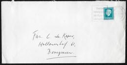 Zwolle: Steunt Het Koningin Julianafonds 1948-25 Jaar-1973 - Maatschappelijk Werk - Poststempels/ Marcofilie