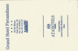 SCHEDA PER CAMERA ALBERGO (CK1159 - Hotel Keycards