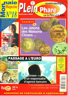 Monnaie Magazine N°18 Septembre 2000 - French