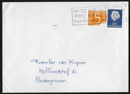 Utrecht: 1874-100 Jaar-1974 Pro Rege - Prot. Mil. Tehuizen - Poststempels/ Marcofilie
