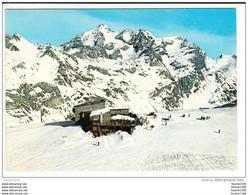 Carte ( Format 15 X 10,5 Cm )  Le Val D' Isère  Téléphérique  De La Solaise Massif De La Tsanteleina ( Recto Verso ) - Val D'Isere