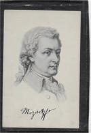 AK 0694  Wolfgang Amadeus Mozart Ca. Um 1910-20 - Chanteurs & Musiciens