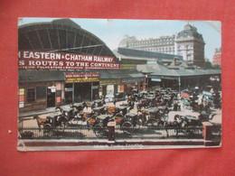 Victoria Station   London  Has Soft Bottom Left Corner     England > London      Ref  4869 - Unclassified