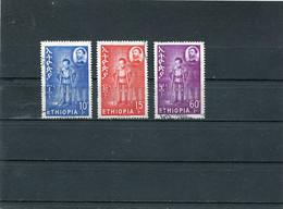 ETHIOPIA 1963 USED/CTO - Etiopía