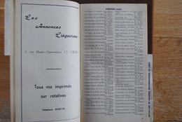 4636/Répertoire Adresses Utiles Et Maisons Recommandées LIEGE En 1961 - Non Classés