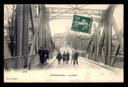 95 - AUVERS-SUR-OISE - LE PONT - Auvers Sur Oise