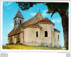 ( Format 15 X 10,5 Cm ) SAINT DESIRE  Chapelle Saint Agathe ( Film Le Grand Meaulnes )  ( Recto Verso ) - Other Municipalities