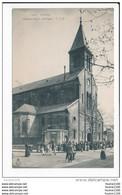 Carte De PARIS L' église St Saint Georges  ( Sortie De Messe Je Pense )( Recto Verso ) - Eglises