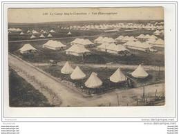 Carte Le Tréport ( Peut être ) Camp Anglo Canadian Vue Panoramique ( Campement Militaire Anglais Canadien ) - Unclassified