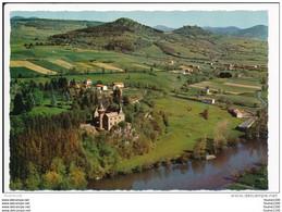 Carte ( Format 15 X 10,5 Cm ) Le Château De Margeaix ( Environs De Beaulieu )( Recto Verso ) - Andere Gemeenten