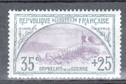 Y & T N°152 Neuf*, Trace De Charniere, Mint Hanged - Unused Stamps