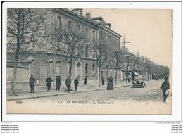 Carte  Le Bourget  La Gendarmerie   ( Recto Verso ) - Le Bourget