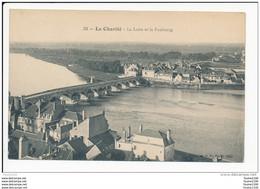 Carte  De   La Charité Sur Loire    ( Recto Verso ) - La Charité Sur Loire