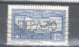 Y & T PA N°6c, Obl, Perfo EIPA30 - 1927-1959 Afgestempeld