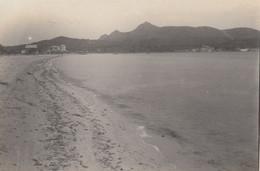 CPA (espagne ) ALCUDIA  Playa (carte Photo)FOTO MASCARO Maria De La Salud - Mallorca