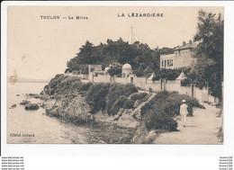 Carte De Toulon  La Mitre La Lézardière  ( Recto Verso ) - Toulon