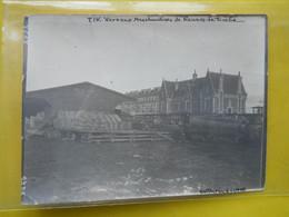 Photo T I V  ,collection Guittet, Rennes La Touche ,gare Marchandises ,  (derniere Série) - Treni