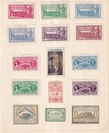 Austria Österreich Poster Stamps Vignette Empire Group  PIUSVEREIN - Neufs