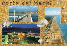 CPM - A - ITALIE - TOSCANE - FORTE DEI MARMI - MULTIVUES - Non Classés