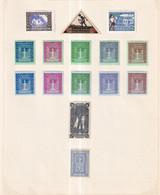 Austria Österreich Poster Stamps Vignette Empire Group CHRISTLICHE - Neufs