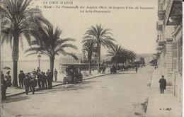 06- Nice - La Promenade Des Anglais , La Jetée Promenade --- Belle Animation - Voiture - Other