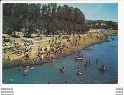Carte ( Format 15 X 10 Cm )  Avila  NAVALUENGA Playa - Ávila
