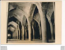 Carte Photo  ( Format 15 X 10 Cm ) Iran-Wakil Mosque-Shiraz ( Recto Verso ) - Iran