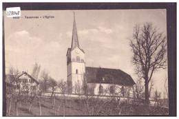 TAVANNES - L'EGLISE - TB - JU Jura