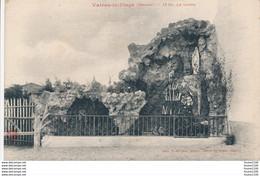 Carte De Valras Plage  La Grotte ( Vierge Marie ) ( Recto Verso ) - Other Municipalities