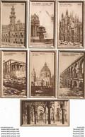 LOT 40 De Images Du CHOCOLAT SUCHARD  Au Format 10,5 X 6 Cm Recto Verso - Suchard