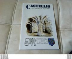 Revue De CHATILLON SUR LOIRE  ( Castellio ) Association Archéologique Historique Spéléologique Année 2007 N° 16 - Centre - Val De Loire