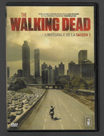 The Walking Dead  L'intégrale De La Saison 1  2 Dvd - Horror