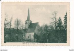 Carte De SAINT IGNY DE VERS  Chapelle De Vers  ( Format C.P.A. )  ( Recto Verso ) - Other Municipalities