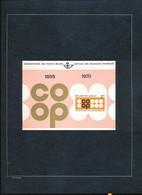 BELGIQUE BELGIUM LUXE SHEET COB LX 58 - Hojas De Lujo