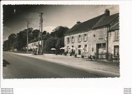 Carte De Chamant  ( Solex ) Café Des Routiers Sur La Rn 32 ( Format C.P.A ) - Other Municipalities
