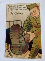 Cahors, Carte à Système - Cahors
