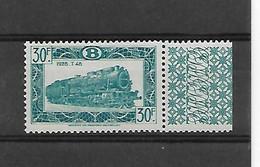 België Spoor N° Tr 317 Xx Postfris  Cote 24 Euro - 1942-1951