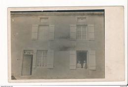 Carte Photo Maison à Identifier écrite De CHASSIGNY  ( Chassigny Ou Environs ? ) Recto Verso - Other Municipalities