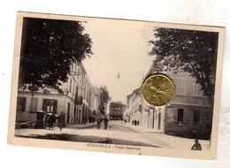 STRADELLA - VIALE DELLA STAZIONE  Viaggiata 1929 Piccola Rara - Pavia