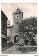 Carte ( Format 15 X 10,5 Cm ) De VEDENE La Tour De L' Horloge  ( Recto Verso ) - Otros Municipios