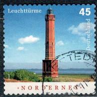 Germany 2011 Lighthouse Norderney - Usati