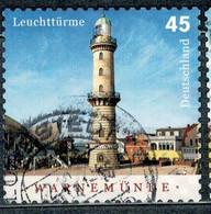 Germany 2011 Lighthouse Warnemunde - Usati