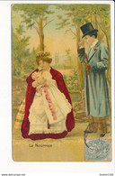 Carte  LA NOURRICE Illustrateur Non Signé ( Recto Verso ) - 1900-1949