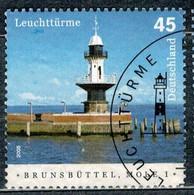 Germany 2005 Lighthouse Brunsbuttel - Usati