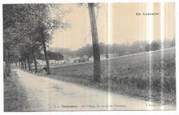 Thillombois Le Village, En Venant De Woimbey - Altri Comuni