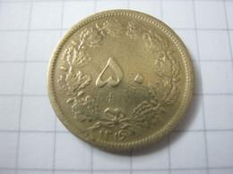 Iran 50 Dinar 1937 - Iran