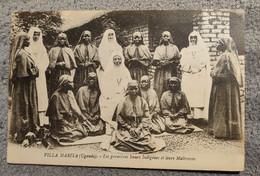 AFRIQUE NOIRE - Black Africa - OUGANDA - VILLA MARIYA : Les Premières Soeurs Indigènes Et Leurs Maitresses - Uganda