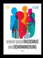 United Nations (Vienna) 2021 Mih. 1101 United Against Racism And Discrimination MNH ** - Neufs