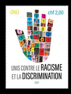 United Nations (Geneva) 2021 Mih. 1128 United Against Racism And Discrimination MNH ** - Neufs